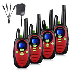 Mksutary Kids Walkie Talkies Rechargeable Battery Charger 22