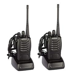 Walkie Talkies Rechargeable for Kids & Adults Long Range Ame
