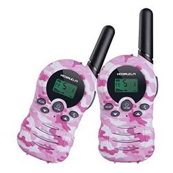 floureon Kids Walkie Talkies Two Way Radios 22 Channel 3000M