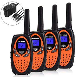 Befove Walkie Talkies, 22 Channel, Two Way Radios with Charg