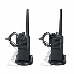 Walkie Talkies Voice Scrambler with Earpiece for Adults Outd