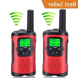 Acehome Walkie Talkies for Kids, Novelty Gifts as Festival T