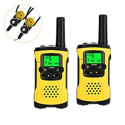 Favorest Walkie Talkies for Kids, Super Easy to Use 4 Miles