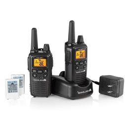 Waterproof Handheld Pair Long Range Two Way Radio Walkie Tal