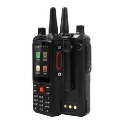 Waterproof Walkie Talkie Touch Screen Android WCDMA GPS 2 SI