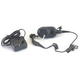 Wireless Earpiece, Black, 12 In. L