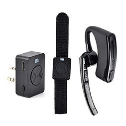 wireless earpiece two way radio