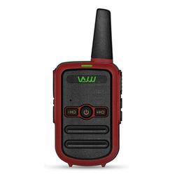WLN KD-C52 MINI UHF handheld Rechargeable two way Radio Ham