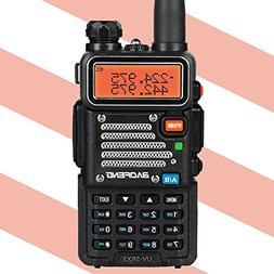 Baofeng X Radioddity UV-5RX3 Tri-Band Radio VHF, 1.25M, UHF