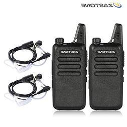 Zastone X6 Walkie Talkie UHF 400-470 MHz MINI-handheld Two W