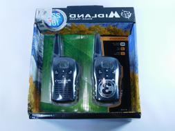 Midland XT18 Walkie Talkies Radios VOX Water Resistant NEW X