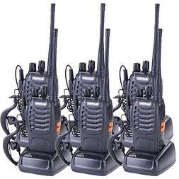 Baofeng BF-888S Walkie Talkies Long Range Two Way Radio 16 C