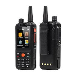 4G Zello PTT Walkie Talkie FRS Two-Way Radio Smartphone 2.4